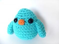 amigurumi crochet easter chick and bunny pattern easy beginner
