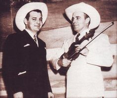 countryandwestern:    Tommy Duncan & Bob Wills