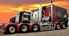 Scania R680 580 V8 Long Liner 10x4