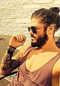Sam Eckhardt ♡ Beards and Tatts ♡ boohoo.com