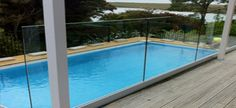 Glass balustrades Auckland is lauded with style and elegance they bring. They are often used as balcony railings and as pool side areas, they provide unobstructed view.