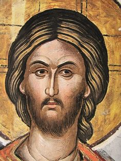 325 Byzantine Art, Orthodox Icons, Jesus Christ, Mona Lisa, Puzzles, Artwork, Image, Beautiful, Christ