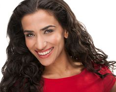 Professional Headshot of Anjali Khurana by Boston Photographer Richard Seymour