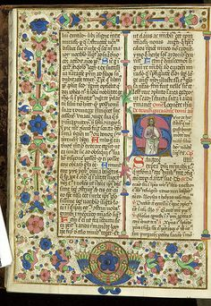 Breviary, MS G.7 fol. 173v - Images from Medieval and Renaissance Manuscripts - The Morgan Library & Museum