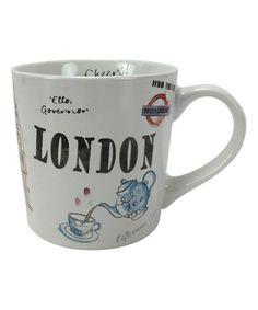 Another great find on #zulily! 'London' Mug #zulilyfinds