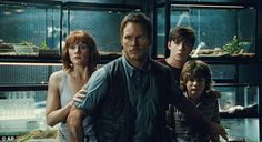 Jurassic World basted for sexist portrayal of stiff female lead #dailymail