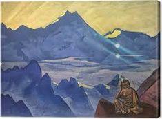 krishna nicholas roerich - Google Search Nicholas Roerich, Krishna, Google Search, Painting, Art, Art Background, Painting Art, Kunst, Paintings