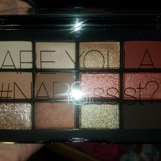 NARS launched this awesome new eyeshadow! You can create some many amazing makeup looks with this and the shades are so versatile and gorgeous. The pigment is so rich and beautiful!