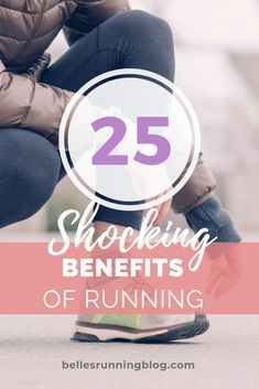 25 Amazing Benefits of Running. As if you needed a reason to go out for a run, here are some shocking benefits of running that you may not have heard of before! Beginner Half Marathon Training, Running Training Plan, Running Half Marathons, Running Workouts, Running Tips, Running Women, Running Motivation, Exercise Motivation, Fitness Motivation