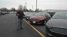 Jackson Young & Fusion Invnentory at Statewide Ford Lincoln