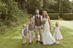 A Rustic Wedding At Newton House In Derbyshire With Bride In Sophia Tolli Gown…