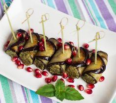 5 рецептов самых вкусных блюд из баклажанов Баклажановые Роллы, Горячие  Закуски, Рецепты На Обед 2794912c8c3