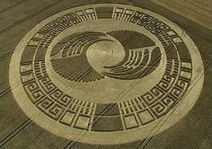 Crop Circles Explained | Latest-UFO-Sightings: Crop Circles Mystery Explained?