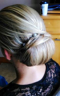 Bridal upstyle Bridal, Hair Styles, Beauty, Fashion, Beleza, Moda, Bride, Hair Makeup, Hair Looks
