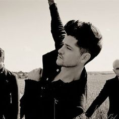 Danny O'Donoghue  (The Script, Hall of Fame).