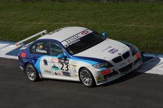 BMW 320i race car