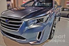 2015 Subaru Concept Legacy by Tom Gari Gallery-Three-Photography