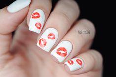 Nails by Brooke: Cлайдер-дизайн Milv. Новинки