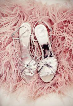 pink + sparkle