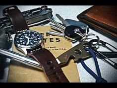 Key Bottle Opener, Everyday Carry, Jordans, Pocket, Leather, Accessories, Every Day Carry