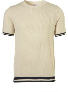 Off White knitted tee shirt. #tee #shirt #menswear
