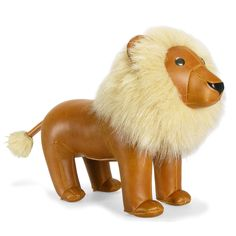 Lion Bookend found at LaylaGrayce #laylagrayce #bookend #lion