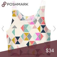 Women's Boho Crop Top!! Buy Now Link: www.rageon.com/products/boho33 Tops Crop Tops