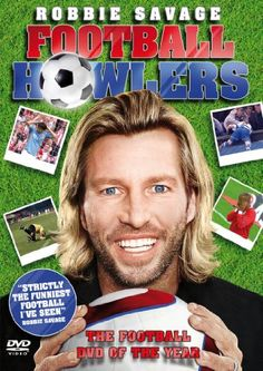 Robbie Savage : Football Howlers [DVD]. . http://www.champions-league.today/robbie-savage-football-howlers-dvd/.  #barclays premier league #Champions League #football #football club logos #football tops #GBP #Premier League #Robbie Savage #uefa