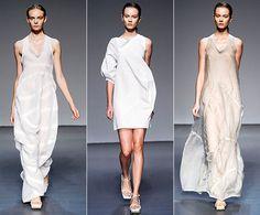 Calvin Klein Wedding Gowns