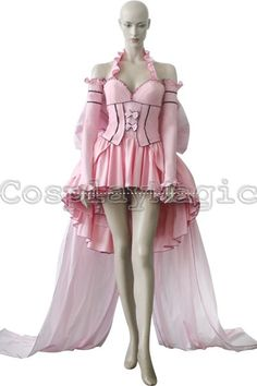 Chobits Chii Cosplay Costume.  This Chii outfit is so cute and lolita.. <3