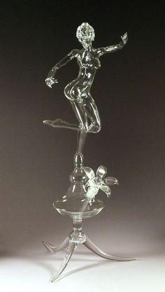 Esculturas de vidro  by Robert Mickelsen