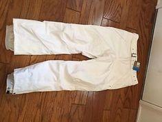 Columbia Womens Helsinki Winter Snow Ski Pants New Size Large White | eBay