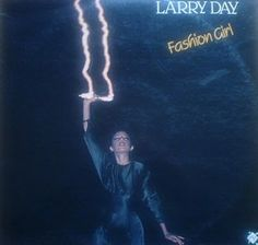 Larry Day 'Fashion Girl' Record Cover