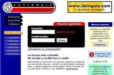 A fines del milenio que pasó, todos nos creamos alguna cuenta de correo en latinmail. Retro, Blog, Quizes, Tv Shows, Musicals, Short Stories, Life, Blogging, Retro Illustration