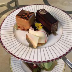 The most scrumptious English Tea Fancies at @thecorinthia yesterday - I took my sis for a birthday treat but I think I enjoyed it more than she did! #hightea #englishtea #thecorinthia #fancies #teafancies #tea #hightealondon #london #thisislondon #cake #teaandcake #cakes #cakestagram #hendoidea #hendo #bachelorette #bacheloretteparty #poshhendo #highsociety #weddingplanner #weddingtasker #weddingblog #weddingblogger #devinebride