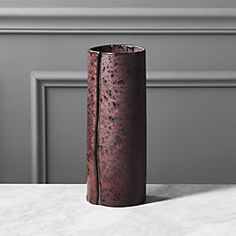 Ansel Wrap Purple Vase
