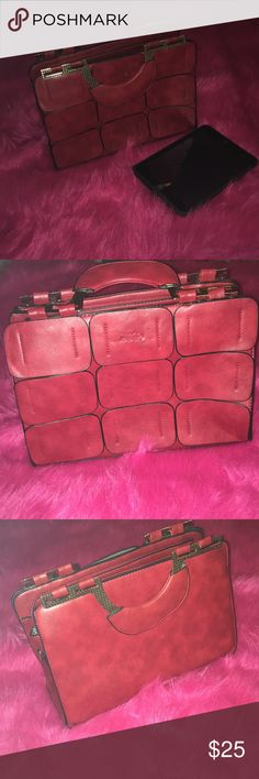 1934317bc Shop Women's Red size OS Totes at a discounted price at Poshmark.