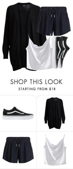 """""""Derek Inspired Lazy Day Outfit"""" by clawsandclothes ❤ liked on Polyvore featuring Vans, Object Collectors Item, adidas Originals and WithChic"""