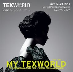"StartUpFashion.com - ""Source Fabrics and Grow Your Fashion Business at Texworld USA"" http://startupfashion.com/texworld-usa"