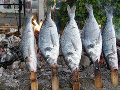 /bbq fish