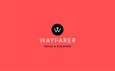 Wayfarer: Travel & Discovery on Behance