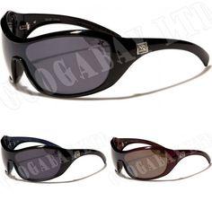 Mens Womens Ladies Designer Sunglasses Oxigen Vintage Large Wrap  OX7401 New