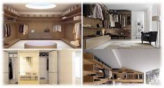 Áreas - Bienes Raíces, Construcción, Materiales & Deco, Arquitectura, Inversiones y Negocios - Materiales y Deco - Opciones para elegir vestidor