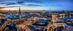 Onde Ficar em Hamburgo na Alemanha #viagem #viajar