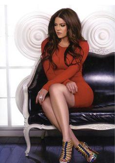Khloe Kardashian, my favorite Kardashian.
