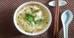Peu de temps pour cuisiner? Avec cette soupe wonton, vous aurez un repas prêt en 5 minutes top chrono!