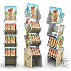 Point of Purchase Pos Display, Counter Display, Display Design, Display Ideas, Pos Design, Stand Design, Retail Design, Exhibition Booth Design, Exhibition Stands