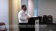 Look to the fringes for a new career from Transition as the New Normal 2...