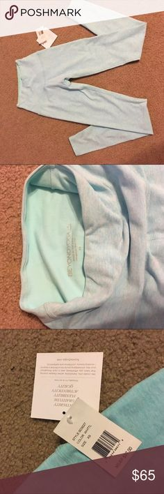 Baby blue beyond yoga legging NWT Beyond Yoga Pants Leggings