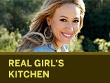 Hosted by Haylie Duff and based on her wildly popular namesake blog and cookbook, Real Girl's Kitchen takes you into Haylie's kitchen, and world.